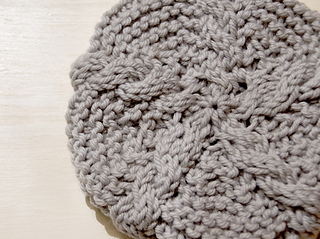Ravelry  Sublime Cable Beret pattern by Blue Mtns Knits daf1e27aa1f