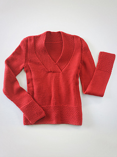 fcf0ee0c1b60f Ravelry  Weekender Sweater pattern by Sylvia Hager