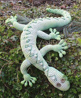 Ravelry Gecko Frecko Pattern By Raphaela Blumenbunt
