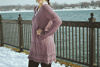 2b68ee4a42ef Ravelry  Seraphina Tunic pattern by Annie Lupton