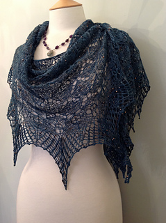 "Ravelry pattern by Boo Knits ""Last Dance"