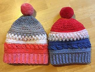 Ravelry  Cupcake Hat pattern by Brenda-Leigh Bennett b86b40fc9ff