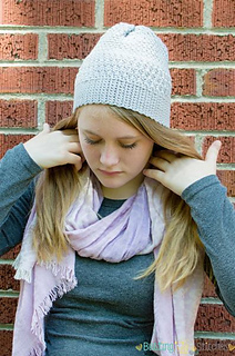 ce33db1e6 Pebble Pit Slouch Hat pattern by Stacey Williams