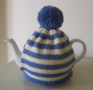 Ravelry: Cornish Tea Cosy pattern by Patricia Evans