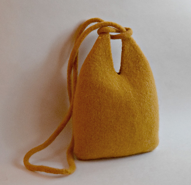 Ravelry Infinity Cross Body Felted Purse Pattern By Cindy Pilon