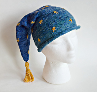 Ravelry  Night Cap pattern by Cindy Pilon 6f9168e37ffa