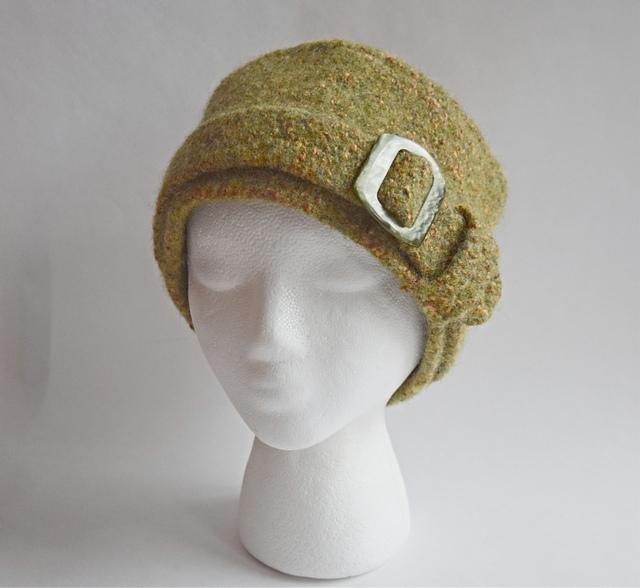 Ravelry  Gladys Hat pattern by Cindy Pilon 2fe5b7273dd7