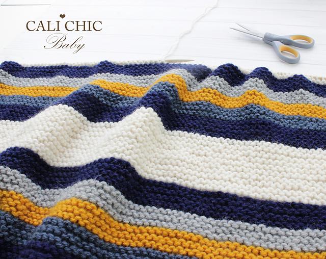 fd550a7bbf98b Aloha Baby Blanket #158 pattern by Kyoko - Cali Chic