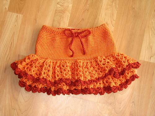 Ravelry Sedona Toddler Skirt Pattern By Darlene Dale
