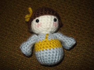 Amigurumi Kokeshi Doll Pattern : Ravelry: yuuii amigurumi kokeshi doll pattern by alexandra boonstra