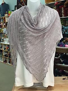 ravelry carolina cascade shawl pattern by carol r martin