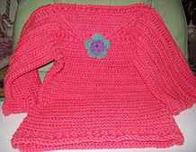 Simple_crochet_sweater_size_2_small_best_fit
