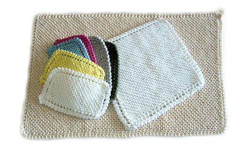 Ravelry Diagonal Dishcloths Pattern By Cecilia Fameli
