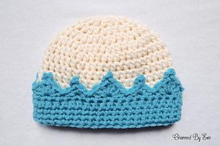 Ravelry  Crown Beanie pattern by Janaya Chouinard a5b267b95e7