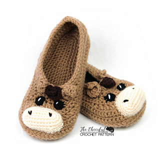 Ravelry  Adult Unicorn   Horse Slippers pattern by Charlyn Smith a510b10fb672