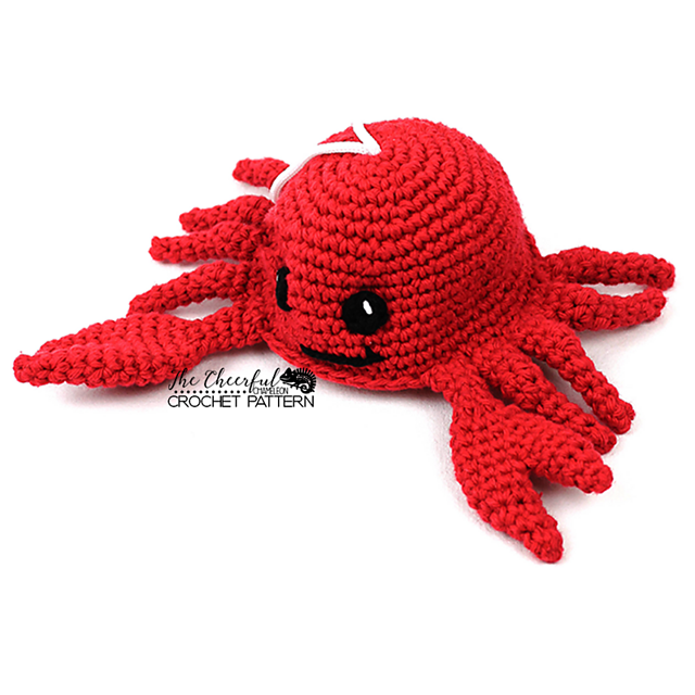 Ravelry Clippy The Crab Pattern By Charlyn Smith