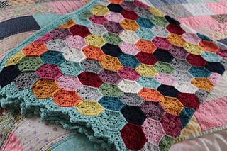 e8d85ade9721 Ravelry  WeekEnder Blanket pattern by Sandra Paul