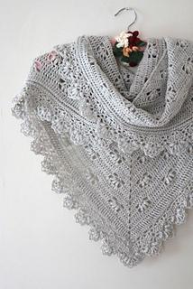 Victoria Shawl Pattern By Sandra Paul Ravelry