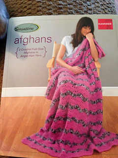 Ravelry Leisure Arts 4633 Sensations Afghans 2 Full Size