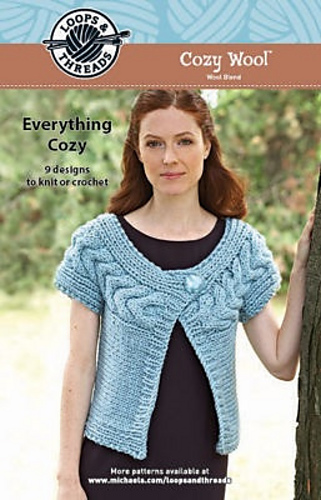Ravelry: Loops & Threads, Cozy Wool: Everything Cozy--9 designs to ...
