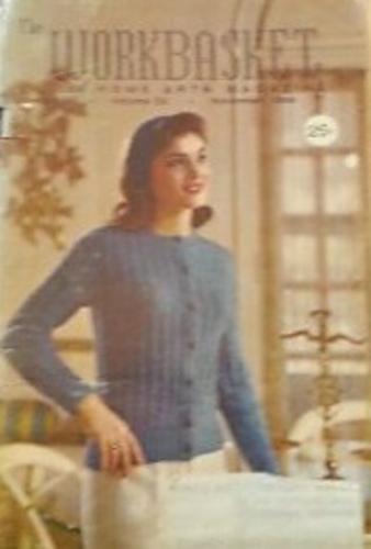 Ravelry Workbasket Magazine Vol 32 No 2 November 1966 Patterns