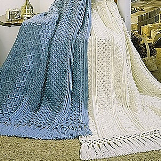 Ravelry Leisure Arts 250 Fisherman Crochet Afghans Patterns