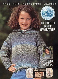78291e9da012a Ravelry  Weekend Hoodie   Hooded Knitted Sweater pattern by Lion ...