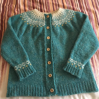 a87f0f0aa Ravelry  ConchiRodes  Top-Down Icelandic Sweater