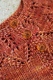 Ravelry Autumn Leaves Pattern By Nikki Van De Car