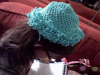 Ravelry  Loop Stitch Beanie pattern by American Thread Company 1d839f96113
