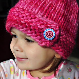 Ravelry Super Bulky Button Hat Pattern By Jill Bujold