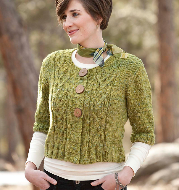 Ravelry Vintage Modern Knits Contemporary Designs Using Classic