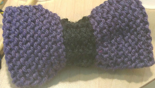 Ravelry Simple Knit Bowtie Pattern By Craft Action To
