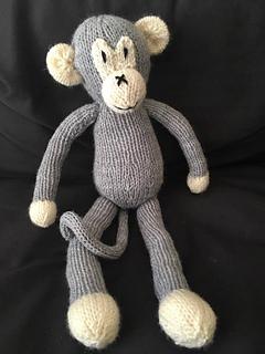 Ravelry Mikey The Monkey Pattern By Rita At Craftbits
