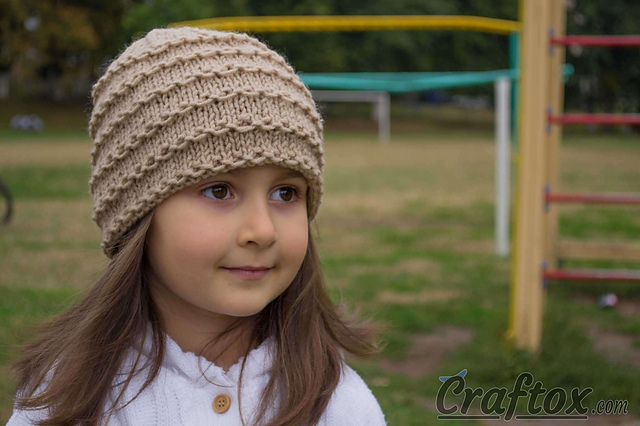 Ravelry Very Easy Beanie Pattern By Olivia Craftox