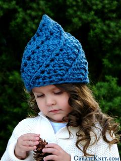 3c18800d2f8 Ravelry  The Glenn Gnome Hat pattern by CreatiKnit