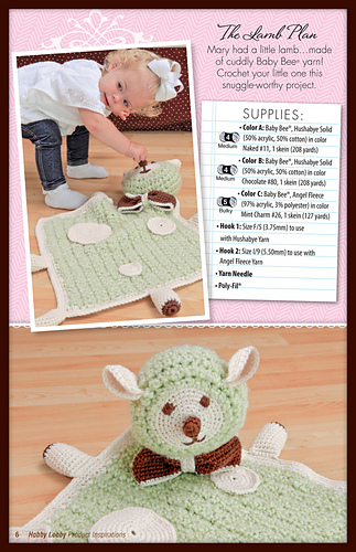 Ravelry My Little Softie Pattern By Cristina Mershon