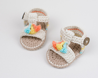 By Patterns Pattern Sandals Baby Croby Boho hdBxsrQCt
