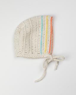96eb41434b7 Ravelry  Boho Baby Bonnet pattern by Croby Patterns