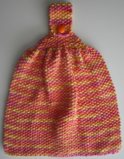 Ravelry: Textured Dish Towel pattern by April Moreland