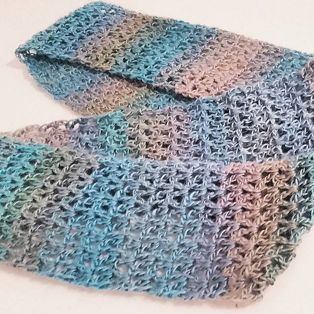 Ravelry Crickets Infinity Scarf Pattern By Crochet Cricket