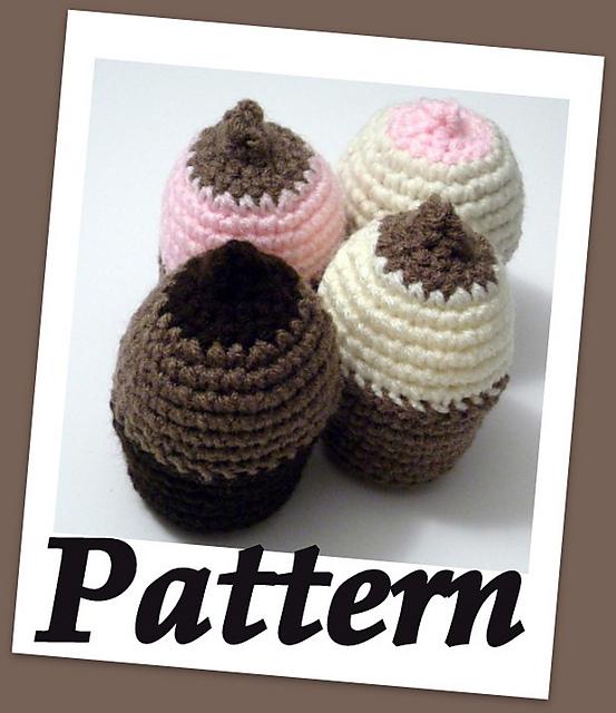 Ravelry Cupcake Boob Pattern By Luisa Patterson
