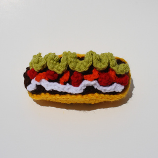 Amigurumi Fast Food : Ravelry: Fast Food Friends - patterns