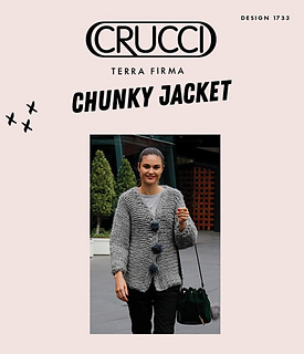 d8459c40f Ravelry  1733 Chunky Jacket pattern by Crucci Wools Limited