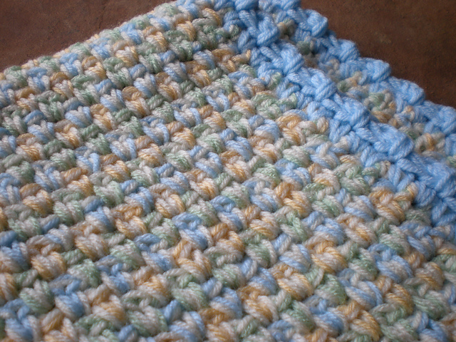 Ravelry Quick Cozy Crochet Baby Blankets 6 Designs With Step By