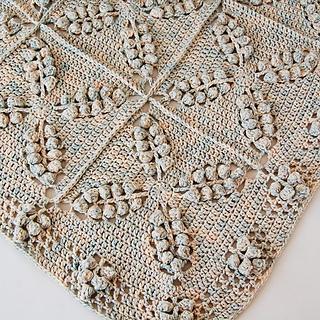 83960fe4ffda9 Norwegian Forest Baby Blanket pattern by Dragana Savkov Bajic