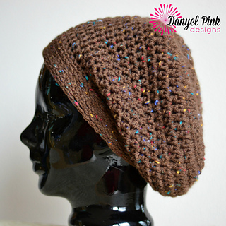 Ravelry  Super Slouch Hat pattern by Danyel Pink 26833e5e8cb2