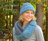 Harmony_hat_and_cowl_crochet_pattern_set_by_darleen_hopkins_web_logo_small_best_fit
