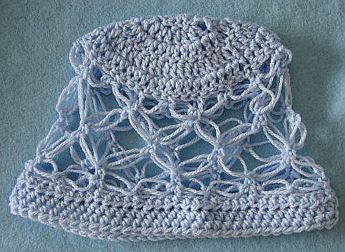 Ravelry: Kippah Hat pattern by Donna Collinsworth