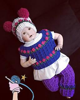 Waffle_stitch_flower_garden_baby_set_small2